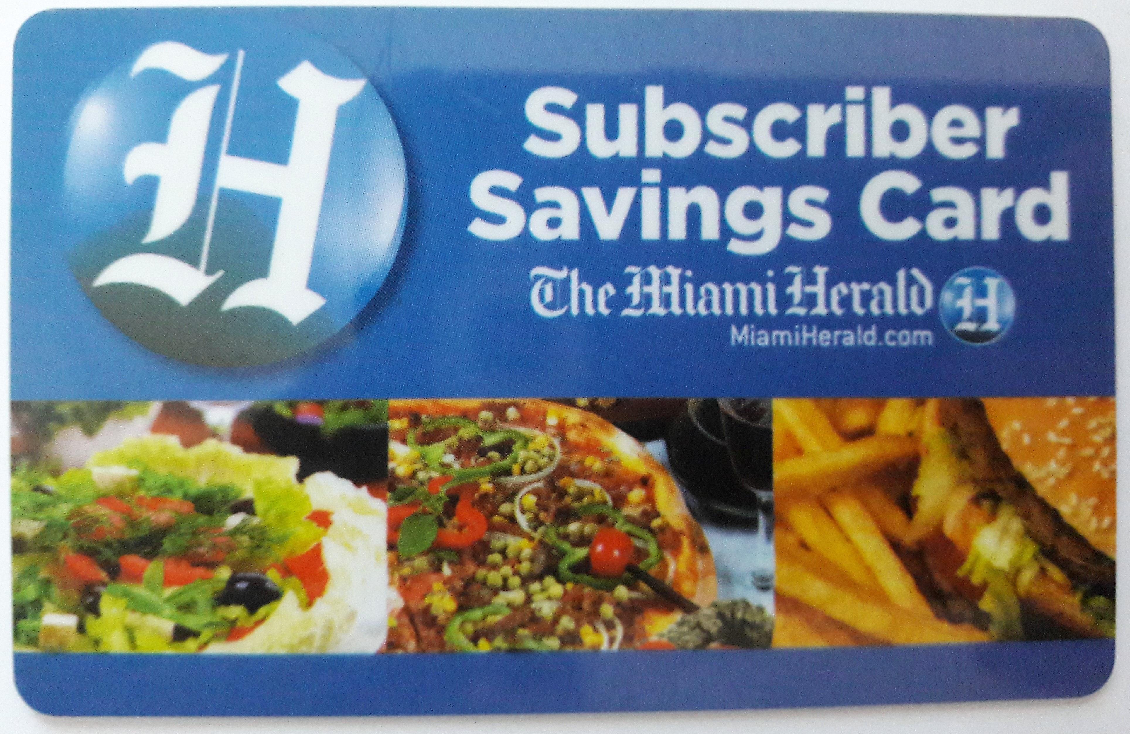 Miami Herald customer retention