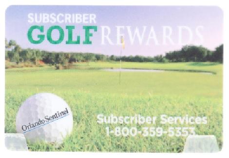 Orlando-Sentinel-Subscriber-Golf-Rewards-Card