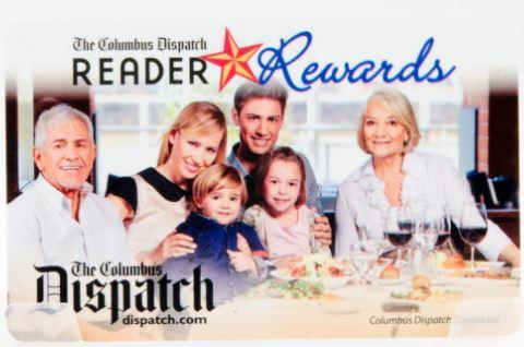 The-Columbus-Dispatch newspaper rewards card