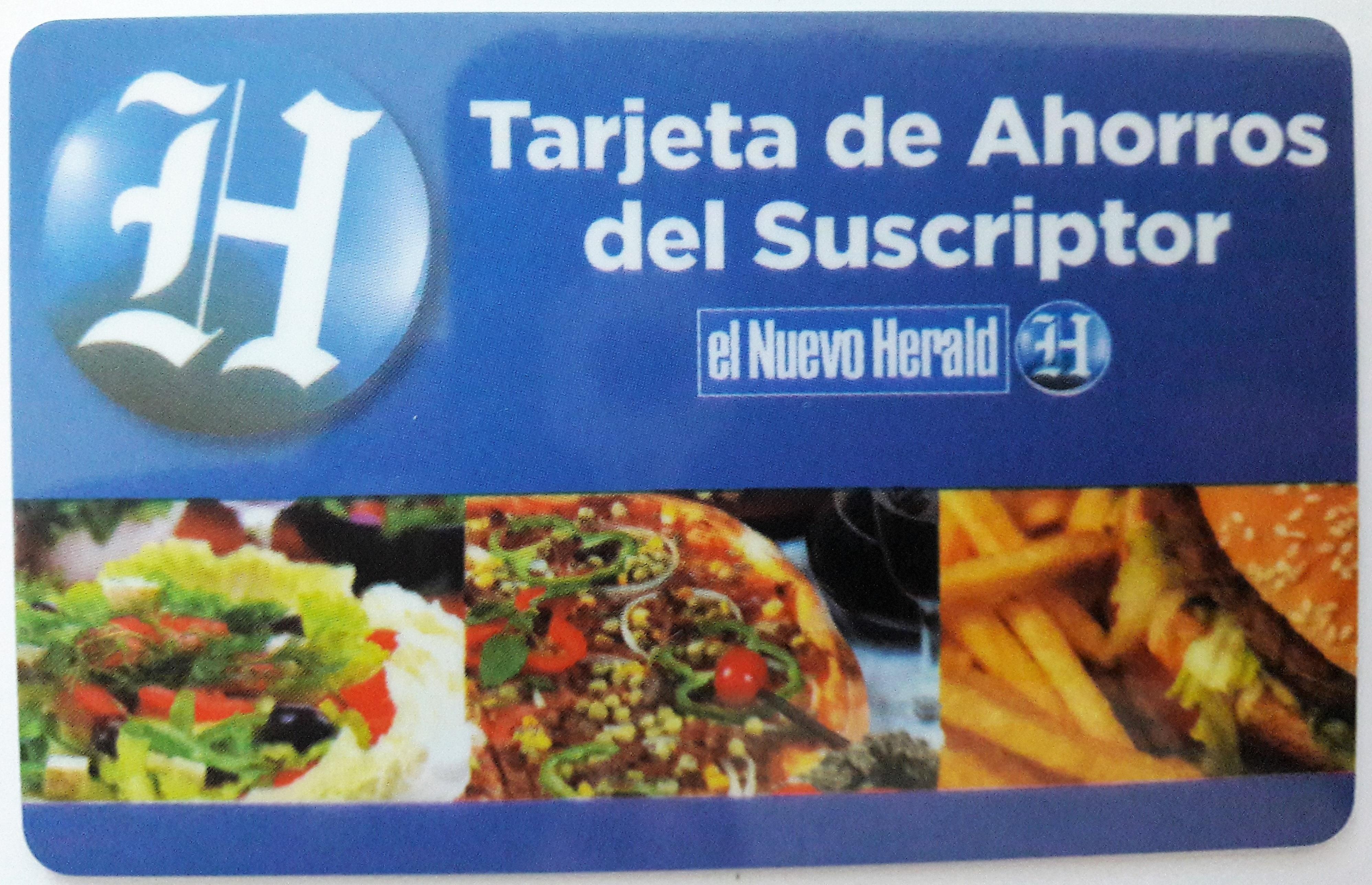 miami herald spanish edition card customer retention